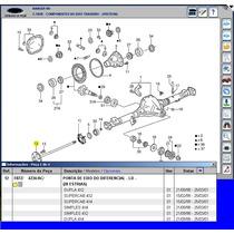 Ponta D Eixo D Diferencial Visteon 28 Estrias Ranger 98a01
