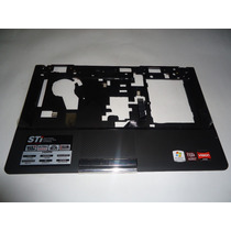 Carcaça Touchpad Do Notebook Semp Toshiba As 1301