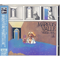 Cd Marcos Valle - Vento Sul - 1972