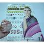 117 Adesivos Unha Inteira Onça M02 Makep Nails Frete Gratis