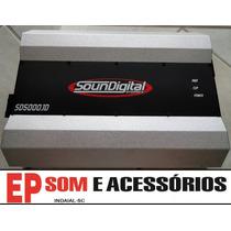 Modulo Ampli Soundital Sd5000.1d