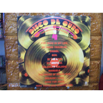 Vinil Lp Disco De Ouro Vol.4 - 1979