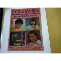 Revista Coletânea O Melhor Da Música Nº5 Fagner Roberto Carl