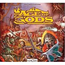 Oferta! Age Of Gods - Jogo De Tabuleiro Imp. - Asmodee