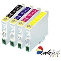 Cartucho Epson T23/t24/tx115/cx5600 Compatível