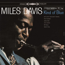 Lp Vinil Miles Davis Kind Of Blue (180g) [eua] Novo Lacrado