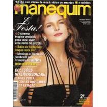 Manequim 419 * Nov/94 * Cristiana Oliveira