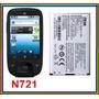 Bateria Celular Zte N721 U802 U722 U721 N700 U900 U235b U600