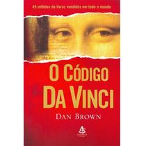 Livro O Código Da Vinci - Bestseller De Dan Brown