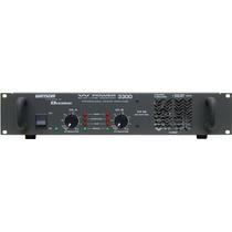 Potencia / Amplificador Ciclotron W Power 3300 Wattsom