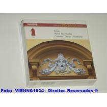 Mozart / Coleção 10 Cd´s Philips / Arias, Canons, Vocal Work
