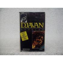 Fita Cassete Original Djavan- Revelar