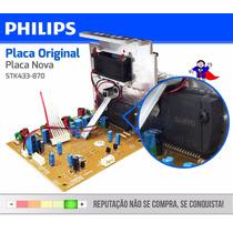 Stk433-870 Original C/ Placa Amplificadora - Fwm387