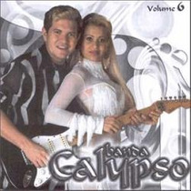 Cd Banda Calypso - Volume 6 (a Lua Me Traiu , Se Quebrou)