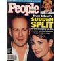 Bruce Willis & Demi Moore: Capa + Matéria Da People