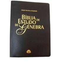 Biblia De Estudo De Genebra - Frete Grátis