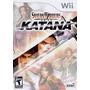 Samurai Warriors Katana, Wii, Novo E Lacrado!