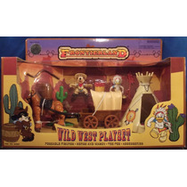 Disney Mickey Donald Wild West - Brinqtoys