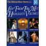 Dvd Metropolitan Opera - Live From The Met Highlights - Raro