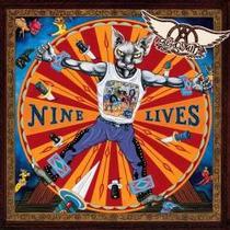 Cd Aerosmith - Nine Lives ( C/ Bonus - Frete Gratis )