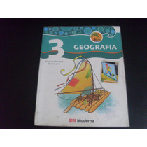 Geografia 3 Projeto Buriti- Ed Moderna