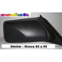 Retrovisor Monza 85 86 87 88 89 90 Lado Carona Contr Interno