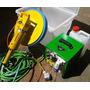 Desempenadeira Elétrica Com Borrifador De Água Np-db04