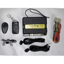 Alarme Controle Remoto,ultrasom C/ Chaveiro Canivete +2trava