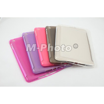 Capa Protetora Em Silicone Tpu Tablet Apple Mini Ipad Novo !