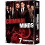 Criminal Minds - 7ª Temporada Completa (lacrado)