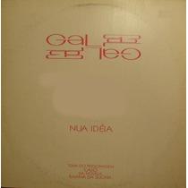 Gal Costa Maxi Single De Vinil Nua Idéia - 1990