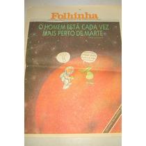 Folhinha De São Paulo- Edição 1300- 31 De Julho De 1988