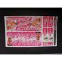 Adesivo Colante Barbie - Frete Gratis Carta Registrada