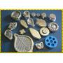 Frisadores Em Alumínio Fundido E Polido