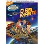 Dvd Original Jimmy Neutron - O Rei De Marte