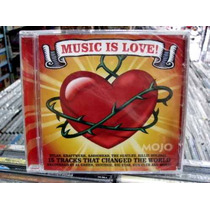 Music Is Love Coletanea Classicrock Cd Original Novo Lacrado