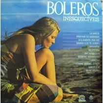 Lp - Boleros Inesquecíveis (frete Grátis)