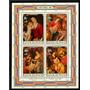 produto Ms5583 - Cook - Bloco Com O Tema - Imagens Sacras/natal