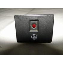 Botão De Alarme Painel Gm S10 E Blazer Até 2000
