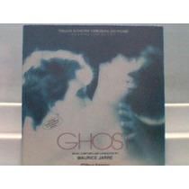 Lp Vinil Ghost Do Outro Lado Da Vida Maurice Jarre Rca 1990