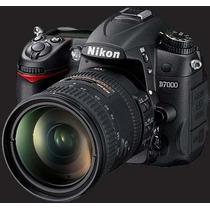 Protetor Profissional Lcd Vidro Nikon D7100 Com 2 Protetores