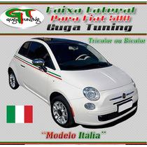 Faixa Modelo Itália P / Fiat 500 / Punto ( Jg Completo).
