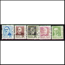 Antigos Presidentes - 1967-68.