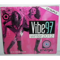 Dance Funk Disco Cd Vibe 97 Winter 2012 By Dj Adriano Pagani
