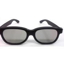 Óculos 3d Polarizado Circular Passivo Lg Philips Samsung
