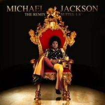 Lp Michael Jackson: The Remix Suite Lp Duplo Importado
