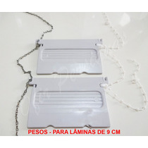 Corrente Persiana C/ Clips Para Uso No Envelope / Por Metro