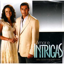 Amor E Intrigas - Rede Record - 2008-cd Lacrado