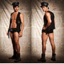 Fantasia Masculina Policial Hot Flowers - Sex Shop