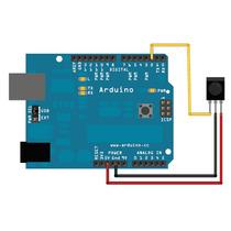 Receptor De Controle Remoto Ir Tsop1838 P/ Arduino, Pic, Etc